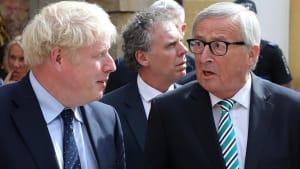 """""""Brexit""""-Treffen Johnson/Juncker: Kein Durchbruch, wir sprechen weiter"""