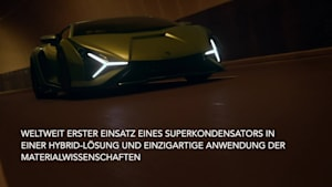 Lamborghini Sián FKP 37 auf den IAA-Highlights 2019