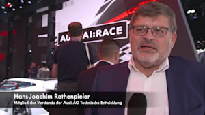 Audi auf der IAA Frankfurt 2019 - Hans-Joachim Rothenpieler