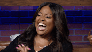 Sherri Shepherd on her 'Friends' guest appearance