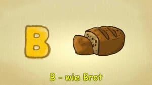 Deutsch lernen für Anfänger - das B-LIED - Buchstaben song deutsch - Phonics Songs A-Z Letters