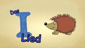 Buchstaben lernen deutsch - das I-LIED - ABC song für Kleinkinder - Phonics Song Letter Sounds