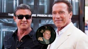 Tod einer Bodybuilding-Legende: Bewegende Abschiedsworte von Arnie und Stallone
