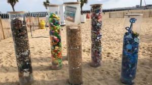 Einen Tag für den Ozean: Belgische Schulkinder sammeln Plastikmüll
