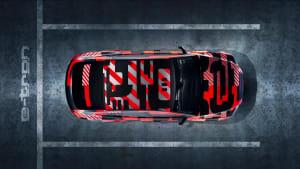 Audi e-tron Sportback Premiere auf der 2019 IAA
