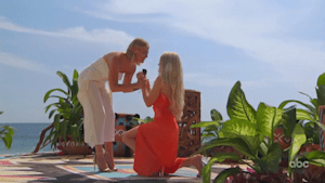 History is made on 'Bachelor in Paradise' finale