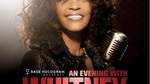 Whitney Houston hologram tour kicking off in 2020