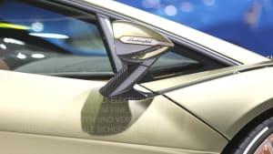 Die Technologie des Lamborghini Sián - Hybrid-Power für höchste Leistung