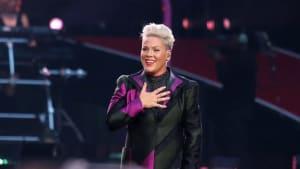 Pink wird zur Tour-Legende: Billboard verleiht ihr den Titel 'Legend of Live'