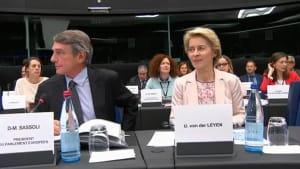Ursula von der Leyens Wackel-Kandidaten