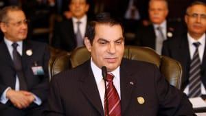 Ehemaliger tunesischer Präsident Ben Ali mit 83 Jahren gestorben