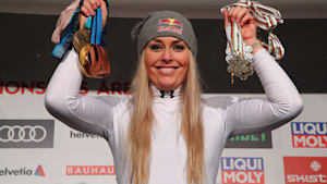 Lindsey Vonn on post retirement, entrepreneurship