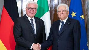"""Beziehung Deutschlands und Italiens """"auf allerhöchstem Niveau"""""""