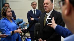 """Iran droht USA mit """"umfassendem Krieg"""""""