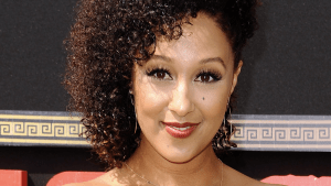 Tamera Mowry-Housley talks about gun control