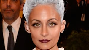 Nicole Richie remembers her best hair moments