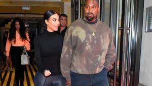 Kim Kardashian West verschob die Geburt wegen einer Maniküre