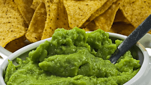 'Mockamole' is guacamole without avocados