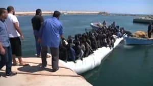 Sudanese in Libyen erschossen - EU weist Verantwortung zurück