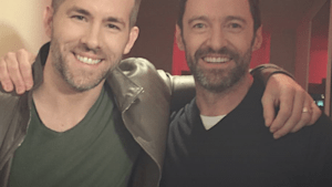 Ryan Reynolds and Hugh Jackman have the best bromance