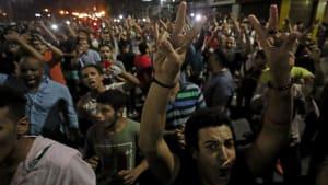 Proteste gegen al-Sisi in mehreren Städten Ägyptens
