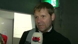 Regensburg: Das sagen Trainer Pavolv und Erik Keresztury zur Niederlage in Herne