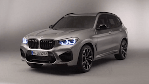 Der neue BMW X3 M Studio Highlights