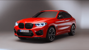 Der neue BMW X4 M Studio Highlights