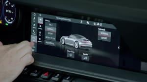 Entwicklung Porsche 911 - Software, Infotainment und Connect