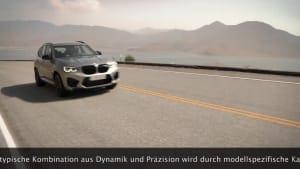 BMW M spezifische Fahrwerkstechnik für maximale Dynamik