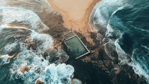 """Der """"Pool of Death"""" - eine der gefährlichsten Badestellen der Welt"""