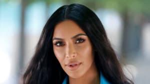 Kim Kardashian: Ein nicht ganz unabsichtlicher Busenblitzer?