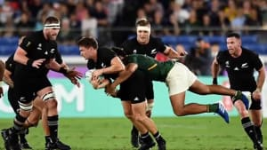 Rugby-WM: Neuseeland besiegt Südafrika