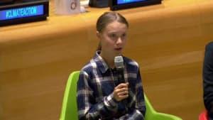 """Thunberg bei UN-Jugendklimagipfel: """"Uns kann niemand stoppen."""""""