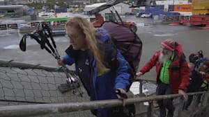 """Abschied in Tromsø: 300 Forscher auf der """"Polarstern"""""""