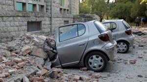 Albanien: Über 100 Verletzte bei schwerem Erbeben