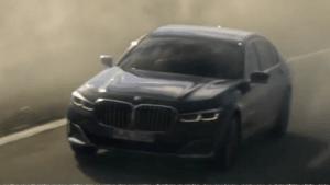Über den Wolken - Der neue BMW 7er