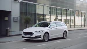 Ford Mondeo - Umfangreich Aufgewertet Mit Neuem Hybrid-Kombimodell, Modernen Motoren Und 8-Gang-Automatik