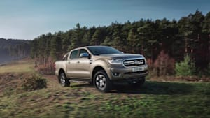 2019 Ford Ranger - Europäischer Pick-up-Bestseller jetzt noch stärker, sparsamer un moderner