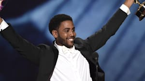 Jharrel Jerome dedicates win to Central Park Five