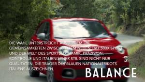 Der neue Fiat 500X Sport - das Topmodell in der neu strukturierten Modellpalette des italienischen Crossover