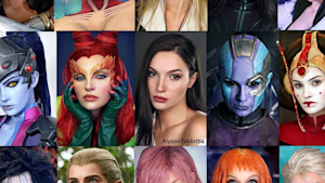 This cosplayer can turn herself into anyone