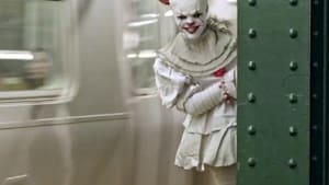 Pennywise the clown haunts the streets of NYC