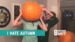 8 reasons to hate fall