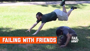 Failing with friends
