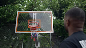 This Philadelphia man wants inner city kids to shoot basketballs, not guns.