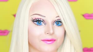 Artist turns herself into a real-life Barbie doll
