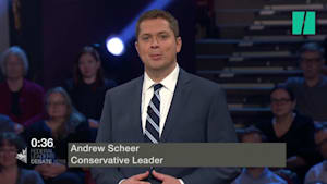 'You're A Phony, You're A Fraud': Andrew Scheer On Justin Trudeau