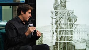 David Copperfield discusses one of his best tricks