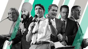Canada Election 2019 French-Language Leaders' Debate